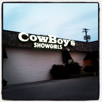 Cowboys Showgirls Gentlemen's Club